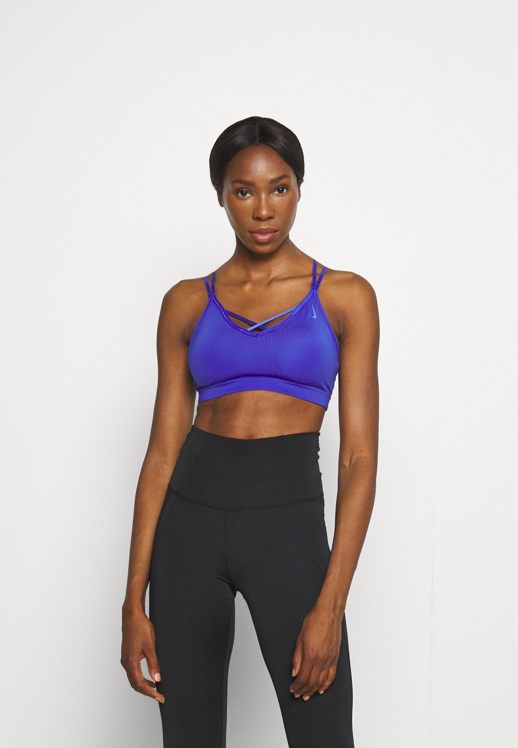Women INDY STRAPPY BRA - Light support sports bra