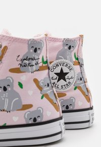 Converse - CHUCK TAYLOR ALL STAR - High-top trainers - pink foam/multicolor/white - 5