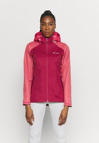 Columbia - INNER LIMITS II JACKET - Outdoor jacket - red orchid/rouge pink - 0