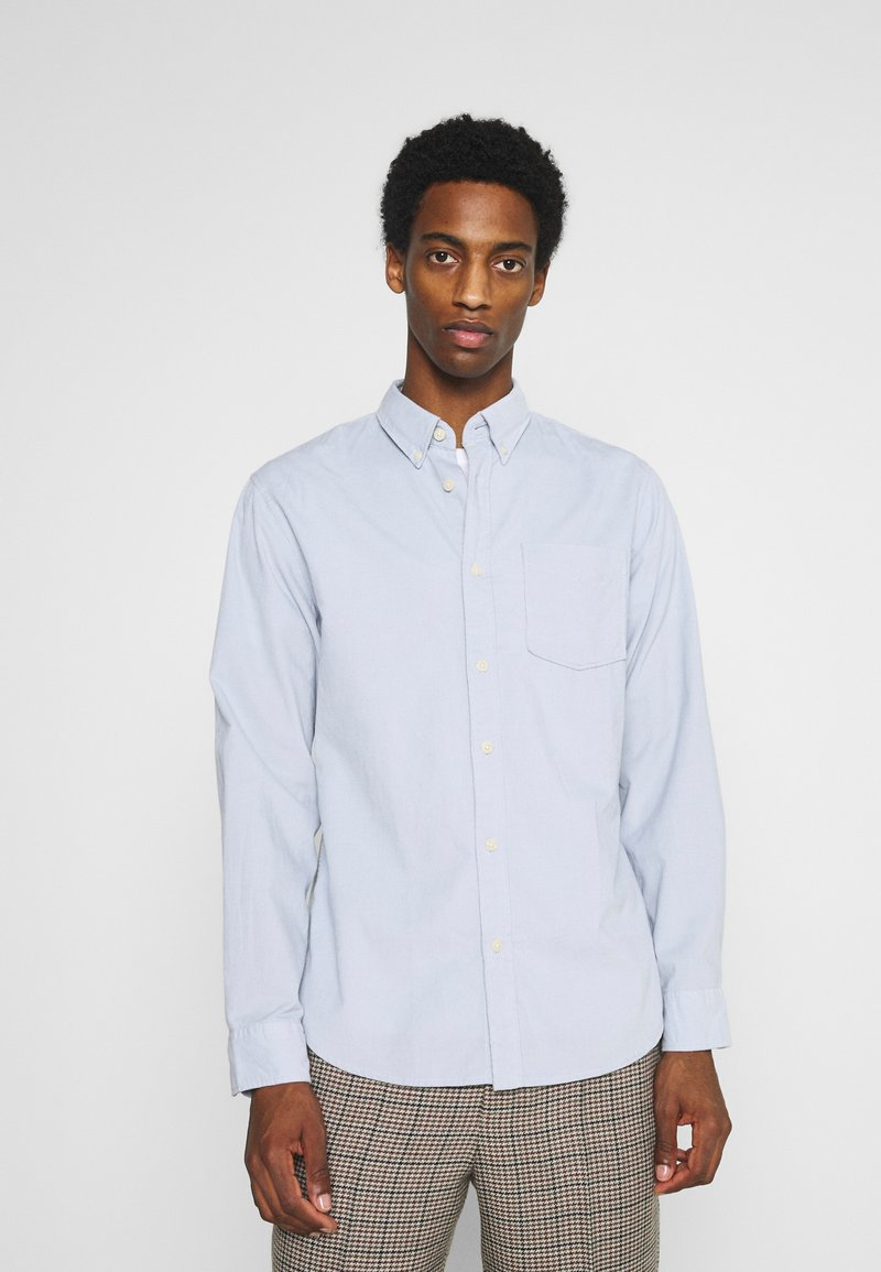 Selected Homme - SLHSLIMOSCAR - Shirt - skyway