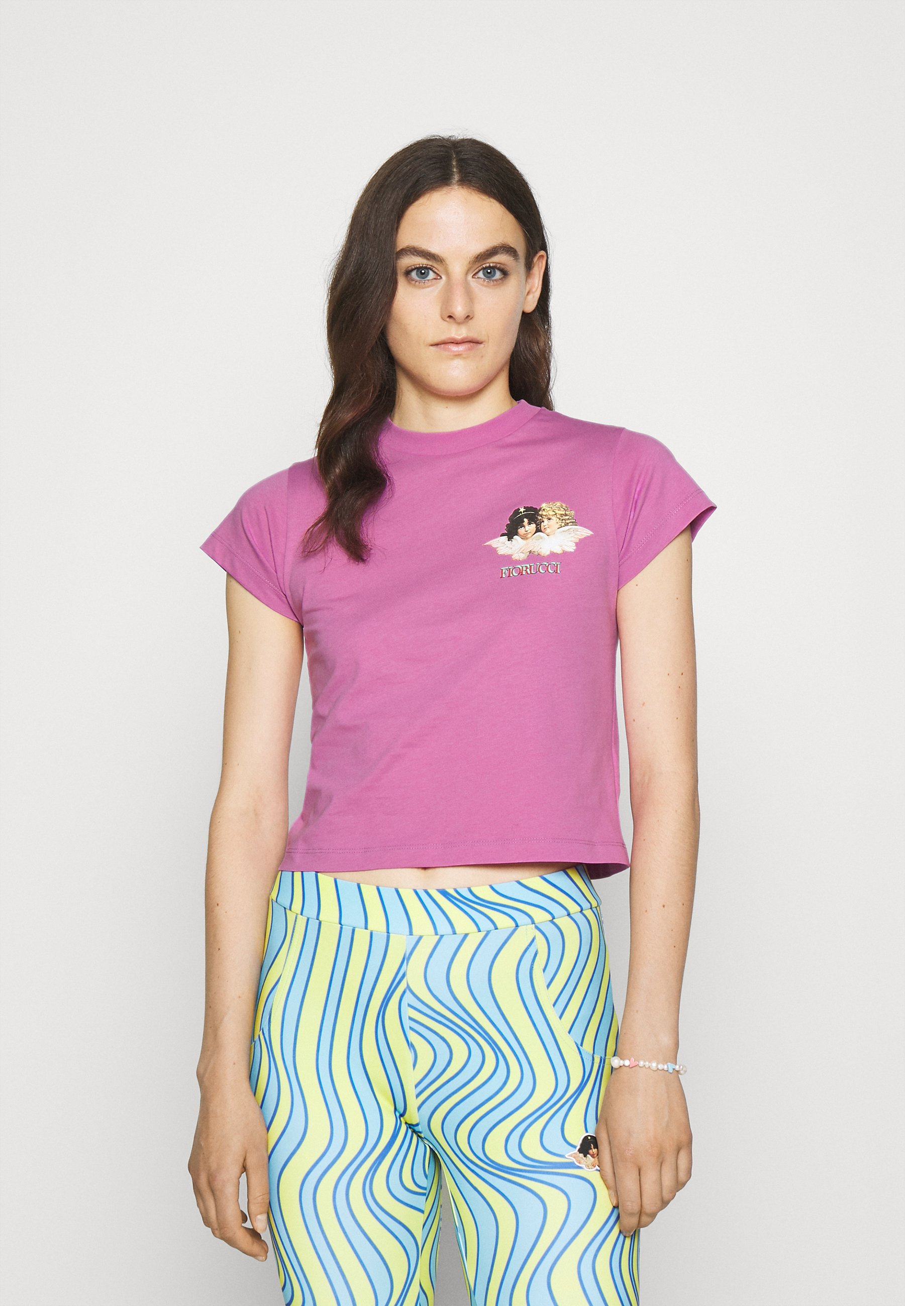 Women VINTAGE ANGELS - Print T-shirt