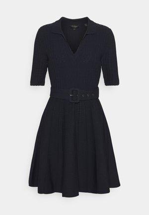 ALEEE - Koktejlové šaty/ šaty na párty - navy