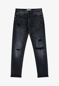 PULL&BEAR - Slim fit jeans - black - 6