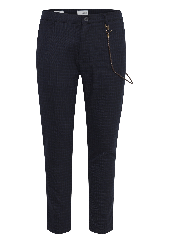 Discount Men's Clothing Solid TRAVIS Trousers blue night mzCEc1Jmn