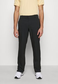 Nike Golf - FLEX ESSENTIAL PANT - Pantalones deportivos - black - 0