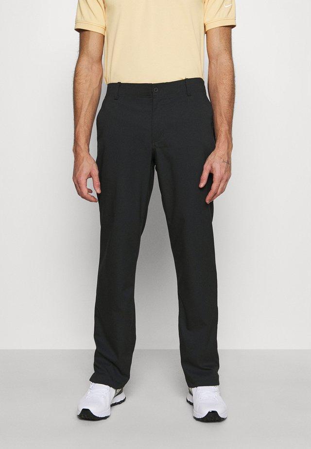 PANT ESSENTIAL - Pantalon classique - black