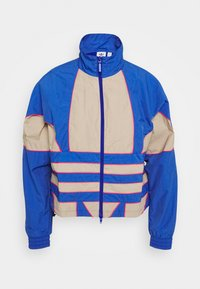 adidas Originals - ADICOLOR SPORTS INSPIRED LOOSE TRACK - Chaqueta de entrenamiento - team royal blue/trace khaki/power pink - 5