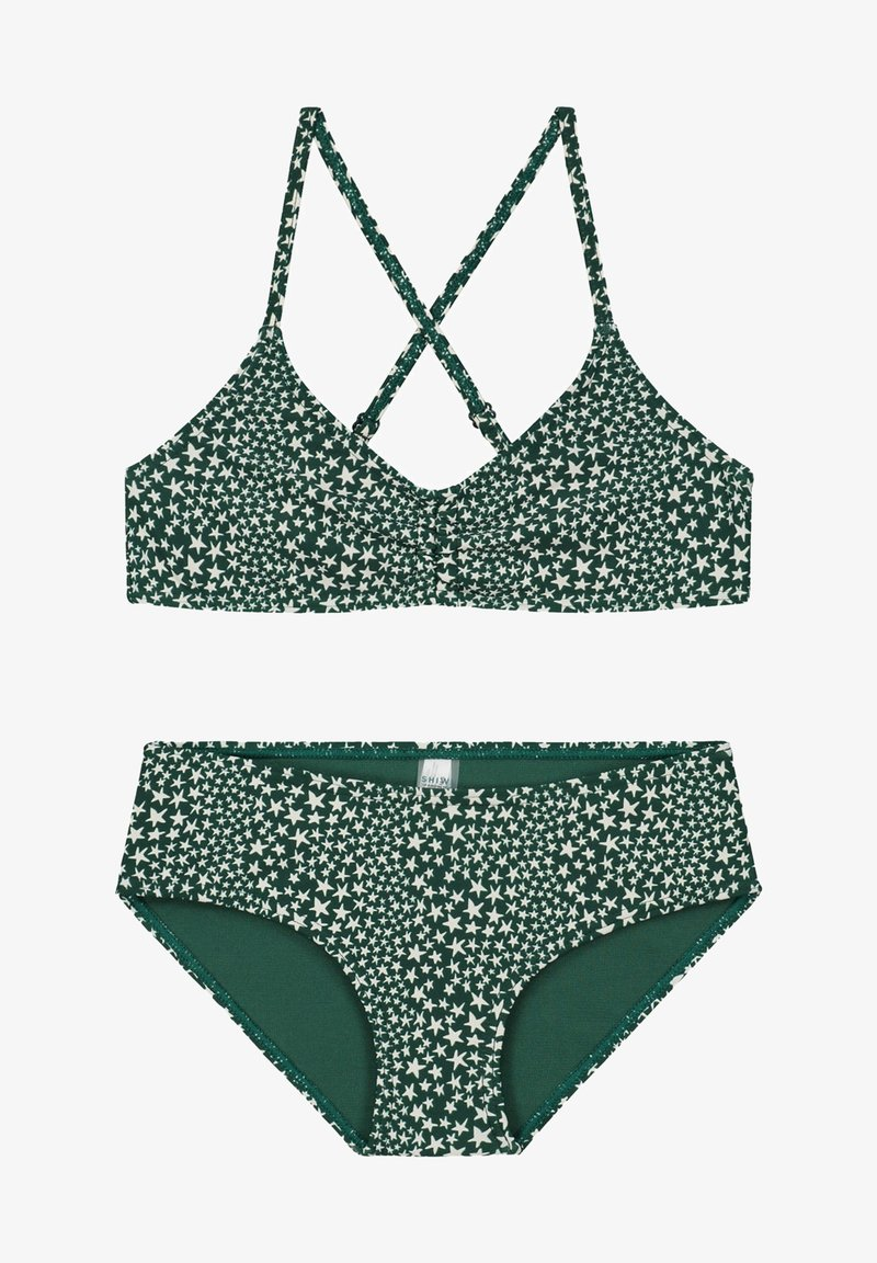 Shiwi - SET - Bikini - hunter green