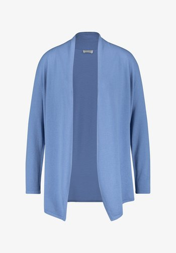 Cardigan - vivid blue