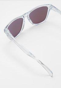 Oakley - FROGSKINS UNISEX - Lunettes de soleil - polished clear - 1