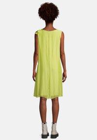 Cartoon - Day dress - celery green - 1