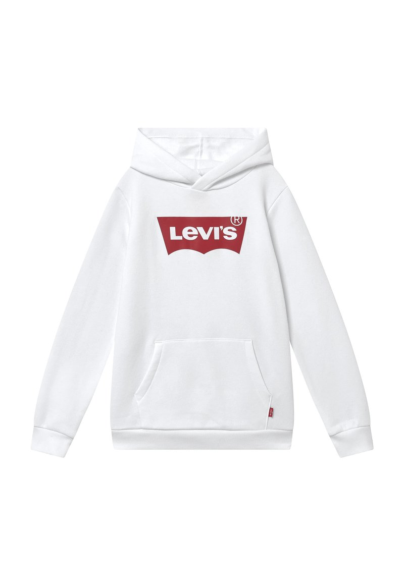 Levi's® - BATWING SCREENPRINT HOODIE - Hoodie - white