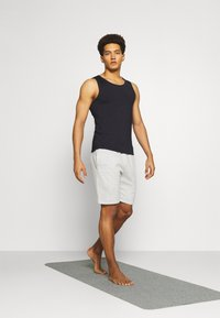 Curare Yogawear - MEN TANK - Top - midnight blue - 1