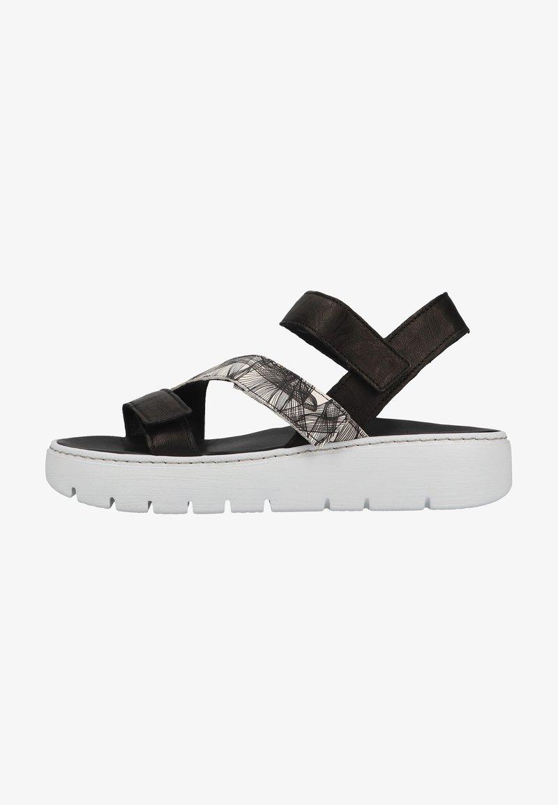 Think! - Walking sandals - sz/kombi 0000