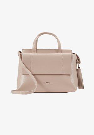LONYN - Handbag - nude pink