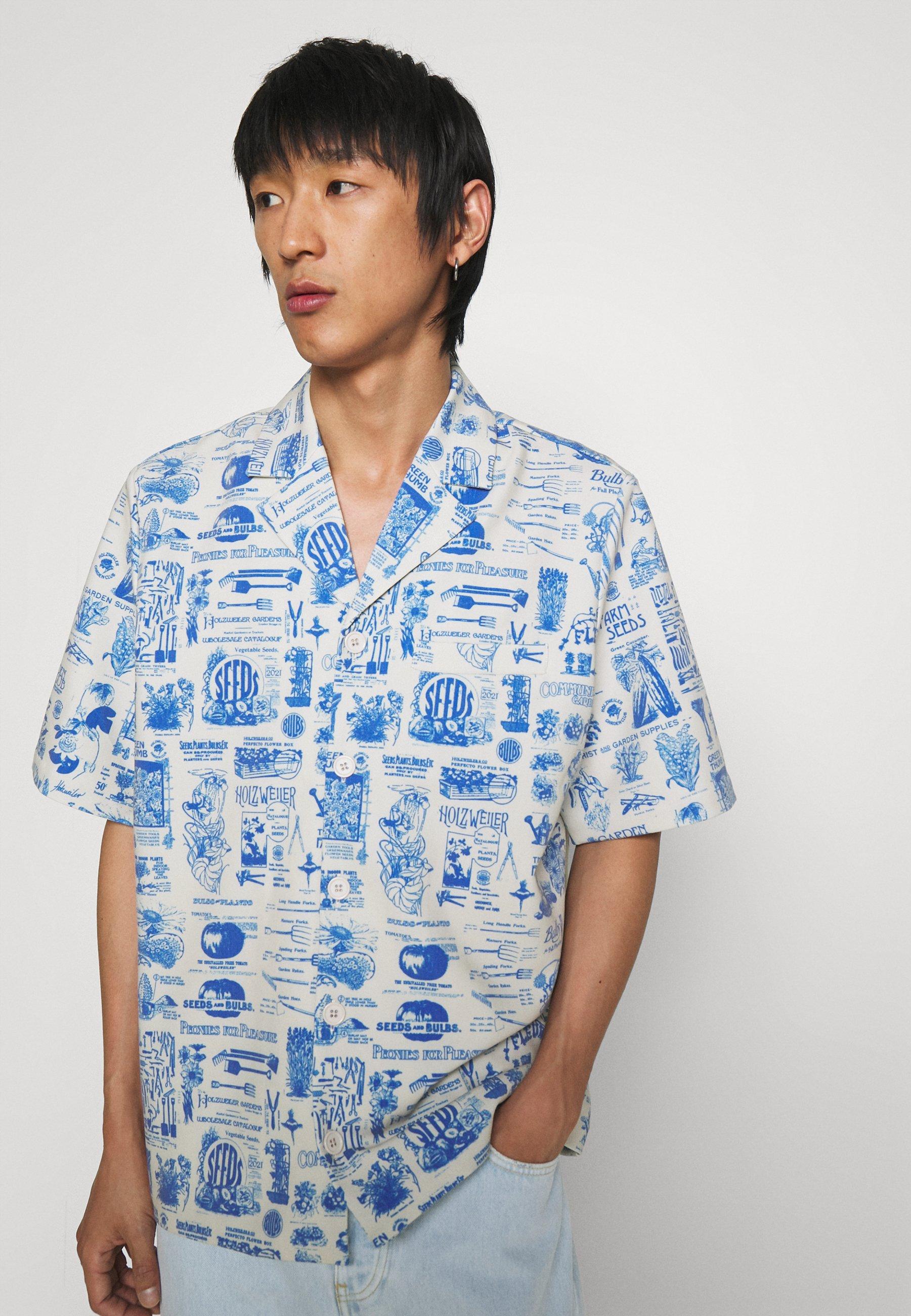 Men KIA PRINT SHIRT  - Shirt