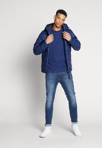 G-Star - ATTACC QUILTED JACKET - Veste mi-saison - imperial blue
