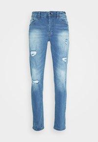 MR RED - Jeans Skinny Fit - light blue