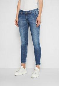 Dondup - MARGOT - Jeans Skinny Fit - blue denim - 0