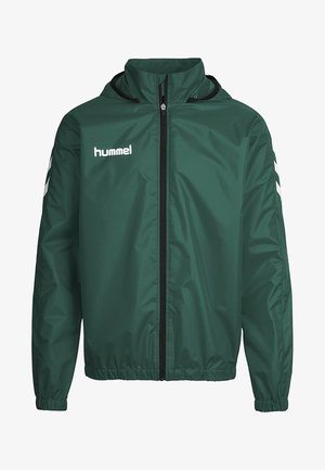 CORE - Soft shell jacket - evergreen