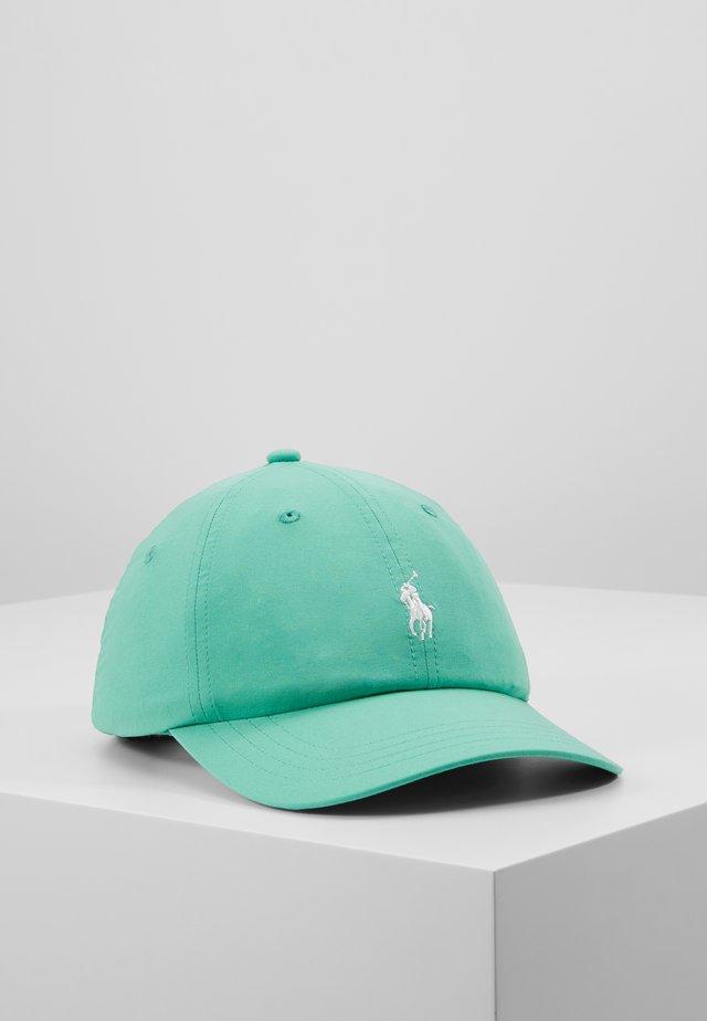 GOLF HAT - Czapka z daszkiem - key west green