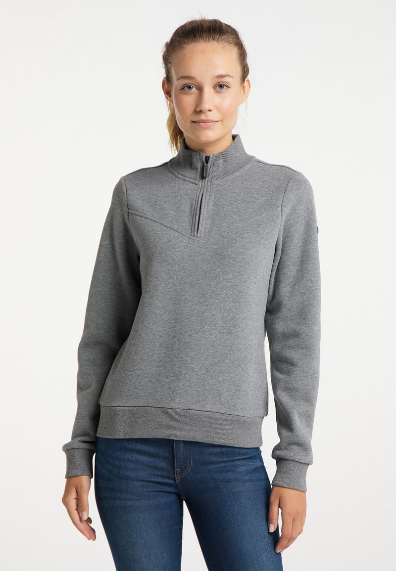 ICEBOUND - Sweatshirt - grau melange