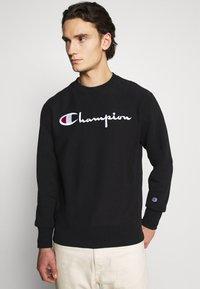 Champion Reverse Weave - CREWNECK  - Sweatshirt - nbk - 3