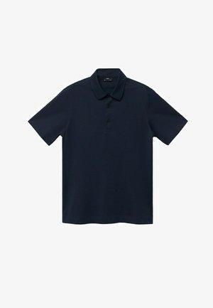 EZEQUI - Polo shirt - donkermarine