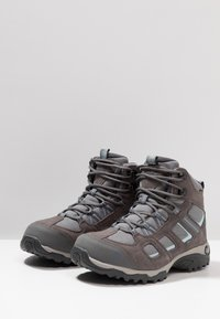Jack Wolfskin - VOJO HIKE 2 TEXAPORE MID - Hiking shoes - tarmac grey - 2