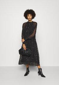 Love Copenhagen - LCAGAFIA DRESS - Cocktail dress / Party dress - pitch black - 1