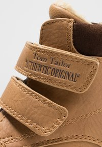 TOM TAILOR - Winter boots - camel - 2