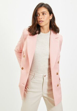 Short coat - pink
