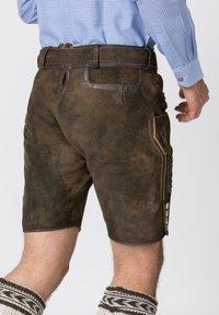 Stockerpoint - Shorts - bison - 5