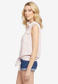 khujo - LANA - Button-down blouse - rose - 3