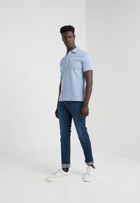 Barbour - TARTAN - Polo shirt - sky marl - 1