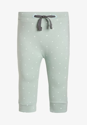 Tracksuit bottoms - grey mint