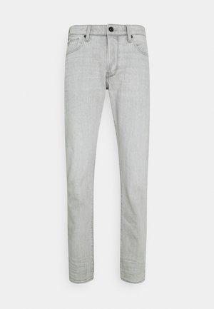 3301 SLIM - Slim fit jeans - otas black s denim /sun faded iron