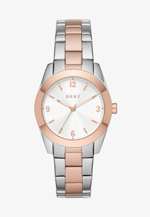 NOLITA - Watch - silver, rose gold