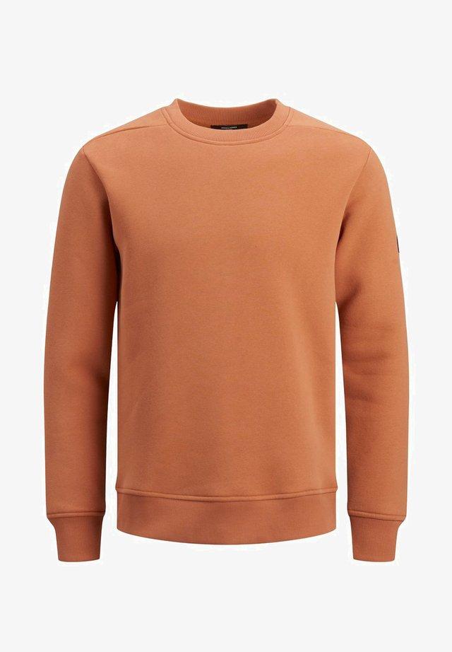 BASIC - Sweatshirt - adobe
