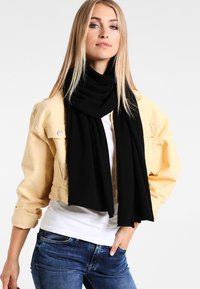 FTC Cashmere - CLASSIC SCARF - Sjaal - moonless night - 0