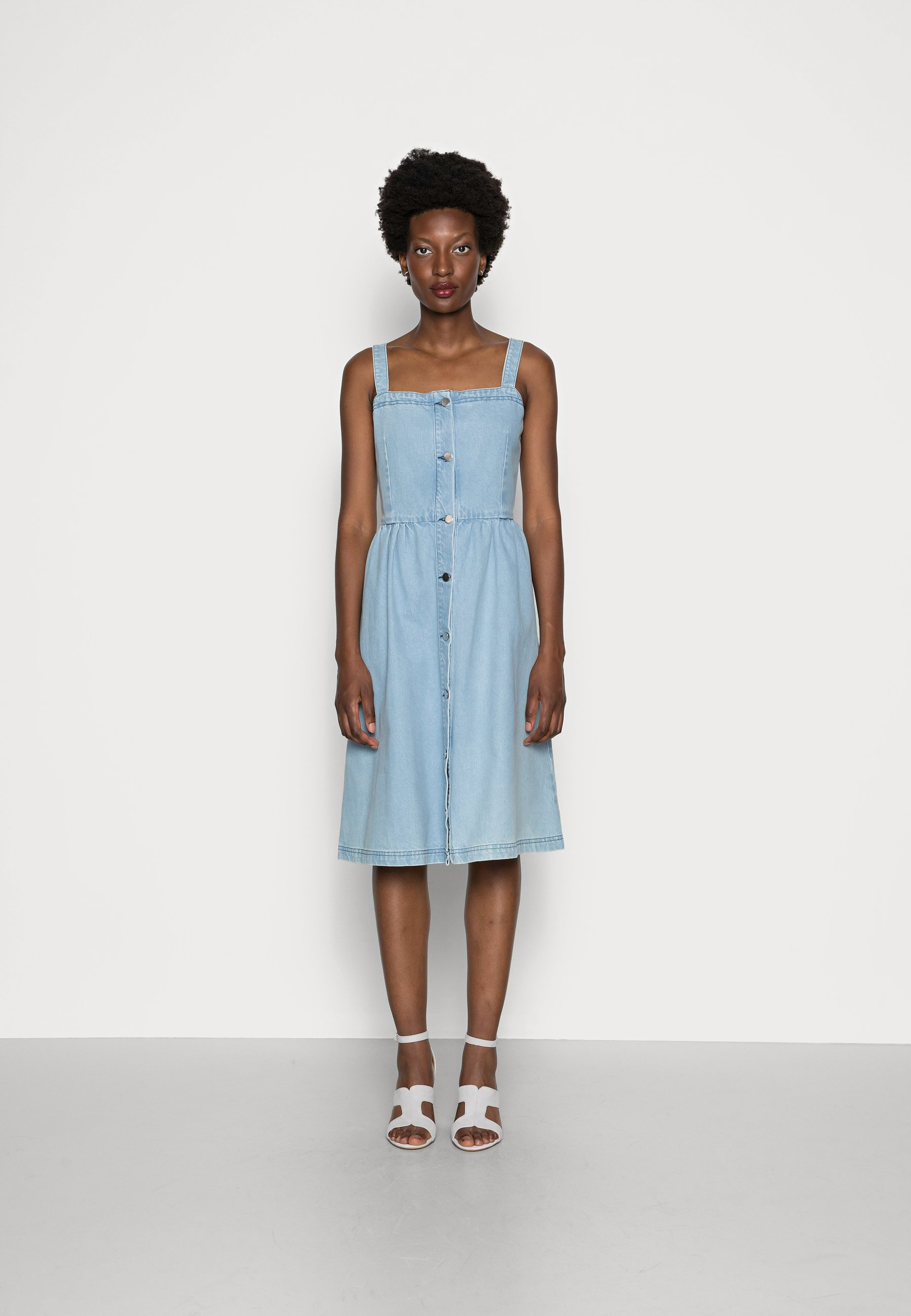 Women DENITSA - Denim dress