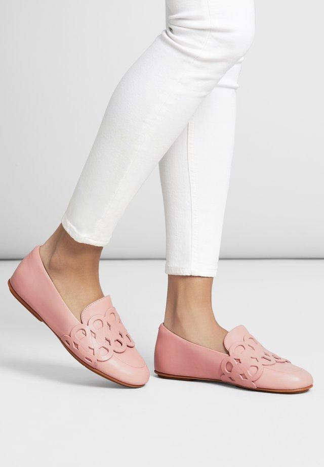 Slip-ons - rose tan