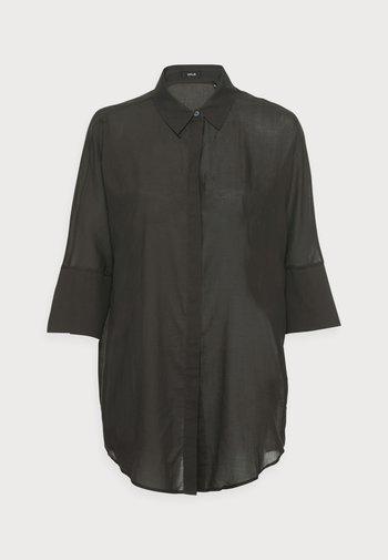 FRITZI - Skjorte - black oliv