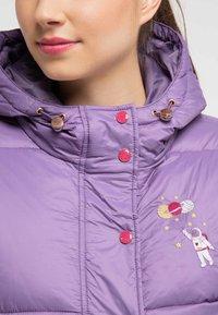 myMo - Winter jacket - lila - 3