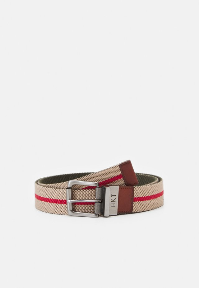 CORE BELT - Bælter - khaki