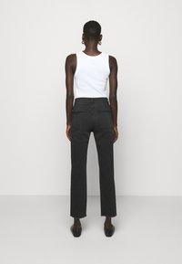 DL1961 - PATTI HIGH RISE STRAIGHT - Bootcut jeans - corvus - 2