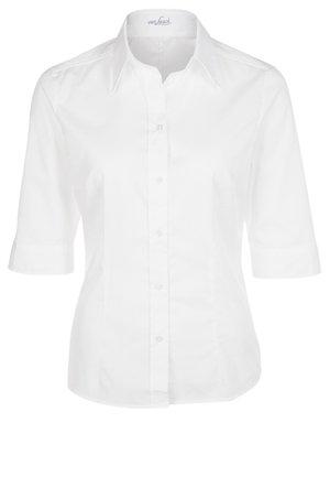FAITH - Button-down blouse - weiß