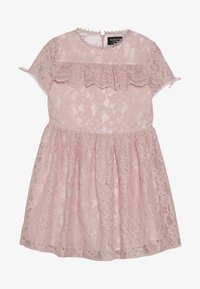 Bardot Junior - MILLY DRESS - Koktejlové šaty / šaty na párty - blush - 4