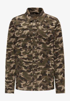 Summer jacket - camouflage