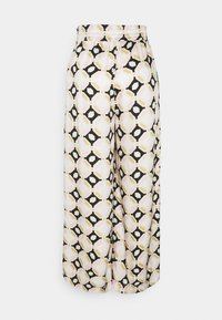 Gina Tricot - DISA TROUSERS - Trousers - off-white - 1